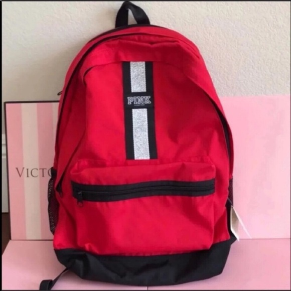 PINK Victoria's Secret Handbags - PINK Campus Backpack